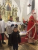 Św. Mikołaj odwiedza Parafie Grodziszcze