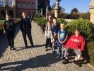 Wycieczka ministrantów na zamek Stary Książ 12.10.2018